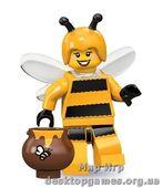 Lego Девочка-пчела Серия 10 Minifigures 71001-7