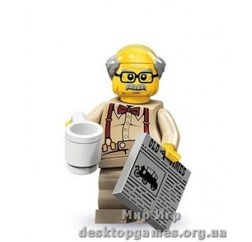 Lego Дедушка Серия 10 Minifigures 71001-8