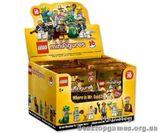 Lego Minifigures-vol 10 Блок 71001-block