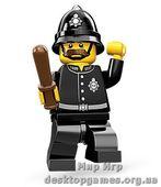 Lego Констебль Серия 11 Minifigures 71002-15