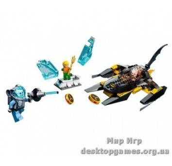 Lego Бэтмен против Фриза Super Heroes 76000