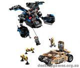 Lego Бетмэн против Бейна Super Heroes 76001