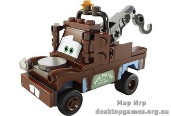 Lego «Мэтр» Cars 2 8201