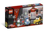 Lego «Токийский Пит Стоп» Cars 2 8206