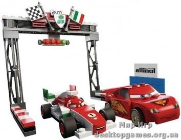Lego «Мировой Гран-при» Cars 2 8423