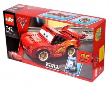 Lego «МакКуин и Гвидо» Cars 2 8484