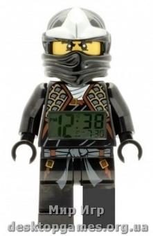 Lego Будильник Cole ZX NinjaGo 9006791