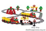 Lego «Железная дорога» Education Duplo 9212