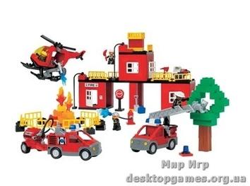 Lego «Пожарная часть» Education Duplo 9240