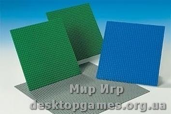 Большие «LEGO Строительные пластины (4 шт)» Education 9286