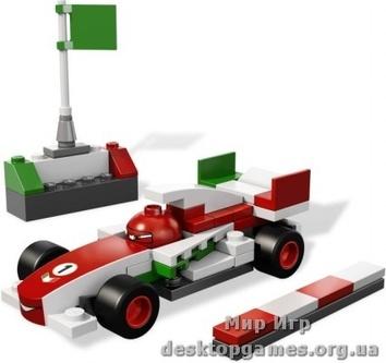 Lego Франческо Бернулли Racers 9478