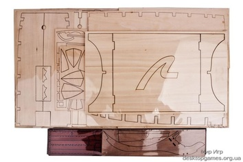 Модель деревянного парусника для склеивания H.M.S. VICTORY - фото 20