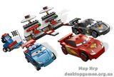 Lego  Крутой  гоночный набор  Cars 2 9485