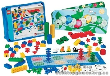 Lego «Математическая игра» Education 9543