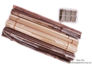 Модель деревянного парусника для склеивания H.M.S. VICTORY - фото 21