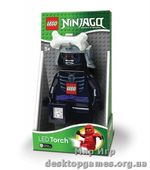 "Lego ""Фонарик-факел Ниндзяго Гармадон с батарейкой"""