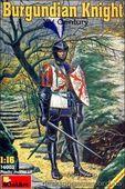 MA16003 Burgundian knight XV century