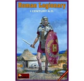 MA16005 Roman legionary, I century A.D