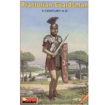 MA16006 Praetorian guardsman, II century A.D