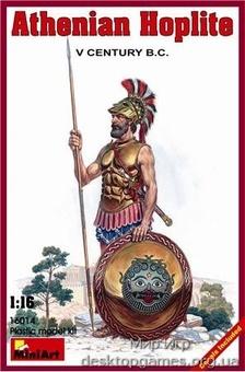 MA16014 Athenian hoplite, V century B.C