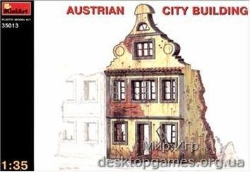 MA35013 Austrian City Building