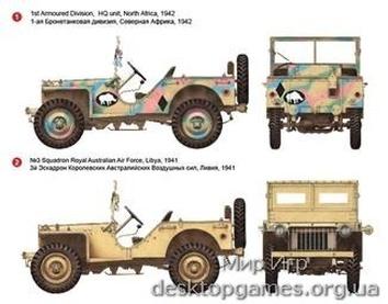Британский коммандирский автомобиль с экипажем - фото 7