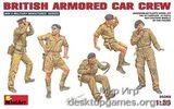 MA35069 British armored car crew