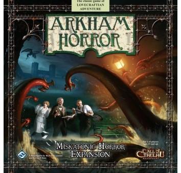 Arkham Horror: Miskatonic Horror Expansion