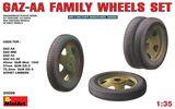 Набор колёс для семейства автомобилей ГАЗ-АА