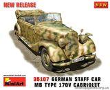 STAFF CAR 170V. CABRIO