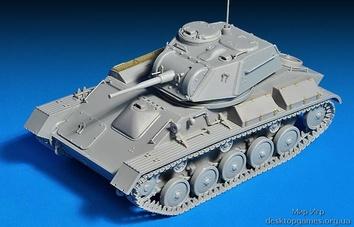 Cоветский легкий танк T-80. СПЕЦИАЛЬНАЯ СЕРИЯ - фото 2