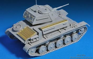 Cоветский легкий танк T-80. СПЕЦИАЛЬНАЯ СЕРИЯ - фото 4