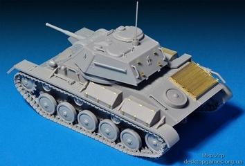 Cоветский легкий танк T-80. СПЕЦИАЛЬНАЯ СЕРИЯ - фото 5