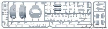Сборная модель танка  «Валентайн» Mk 6 - фото 6