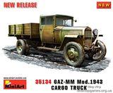 GAZ-MM Mod. 1943 CARGO TRUCK