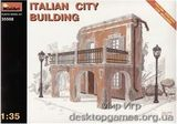 MA35508 Italian city building