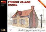 MA35510 French village house