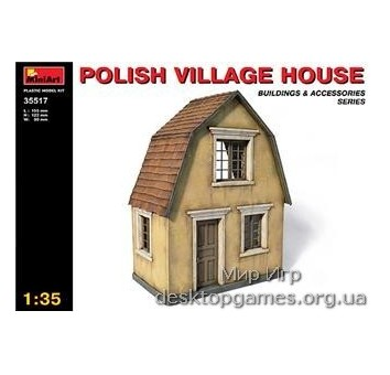 MA35517 Polish village house