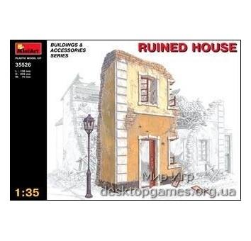 MA35526 Ruined house