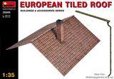 European Tiled Roof