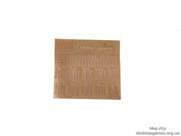 Модель деревянного парусника для склеивания SANTA ANA - фото 7