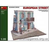 MA36011 European street