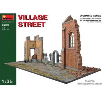 MA36029 Village street