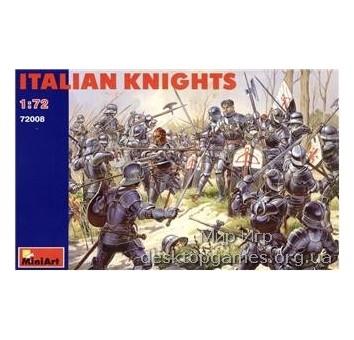 MA72008 Italian knights XV century
