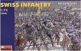 MA72009 Swiss infantry, XV century
