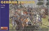 MA72011 German knights, XV century