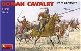 MA72014 Roman cavalry, III-IV century