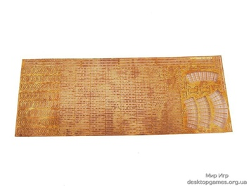 Модель деревянного парусника для склеивания SANTA ANA - фото 9