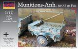 Прицеп для перевозки боеприпасов