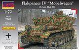 """Зенитная самоходная установка ЗСУ  Flakpanzer IV """"Mobelwagen"""""""